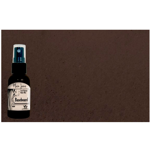 Tattered Angels - Plain Jane Collection - Baseboard - Semi Opaque Matte Mist - 2 Ounce Bottle - Soil