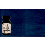 Tattered Angels - Plain Jane Collection - Stained Glass - Semi Matte Glaze - 1.35 Ounce Bottle - Blue