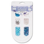 Cousin - Beyond Beautiful Collection - Jewelry - Bracelet Kit - Blue