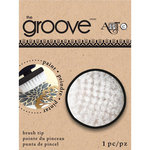 Art-C - Groove Tool - Replacement Tip - Brush
