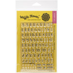 Waffle Flower Crafts - Clear Acrylic Stamps - Be My Guest