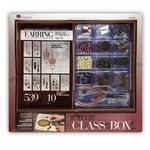 Cousin - Earring Collection - Jewelry - Class in a Box - Gold and Bronze