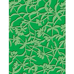 Provo Craft - Cuttlebug - Embossing Folder - Floral Screen