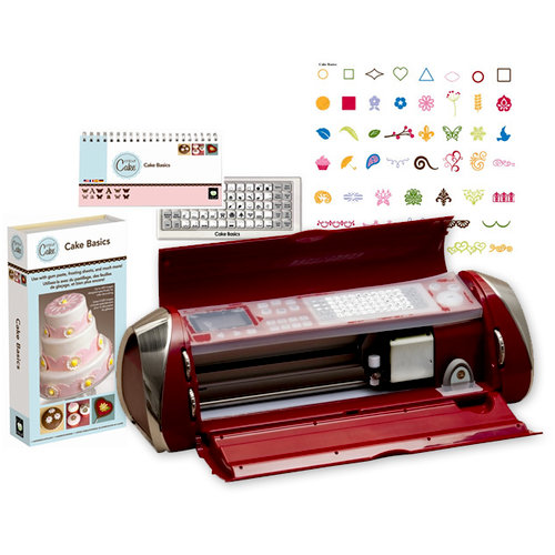 Provo Craft - Cricut Cake - Personal Electronic Cutting Machine for Cake Decorating