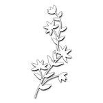 Penny Black - Creative Dies - Flower Frolic