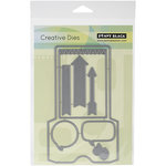 Penny Black - Creative Dies - A Pocket Full