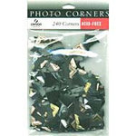 Canson - Photo Corners - Appoximately 240 Per Bag - Heritage