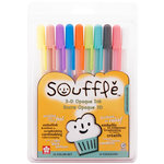 Sakura - Souffle 3D Opaque Puffy Ink - 10 Color Set