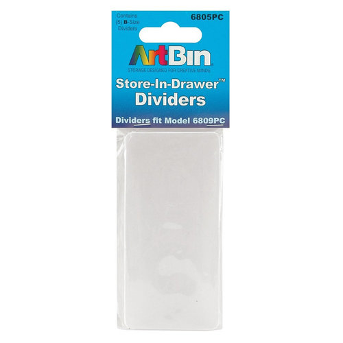 Art Bin - Store-in-Drawer Dividers - Size B