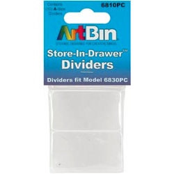 Art Bin - Store-in-Drawer Dividers - Size A