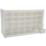 Art Bin - Store-in-Drawer Cabinet - 30 Drawers