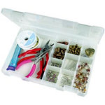 Art Bin - Super Satchel - Tarnish Inhibitor - 4 to 16 Compartments