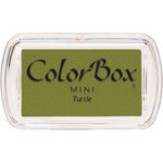 ColorBox - Pigment Ink Pad - Mini - Turtle