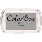 ColorBox - Pigment Ink Pad - Mini - Cement