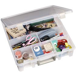Art Bin - Super Satchel - 6 Compartments - Small
