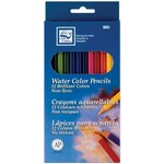 Loew-Cornell - Watercolor Pencils - 12 Pack