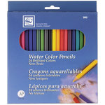 Loew-Cornell - Watercolor Pencils - 24 Pack