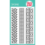 Avery Elle - Clear Acrylic Stamps - Link It Up