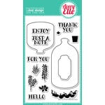 Avery Elle - Clear Acrylic Stamps - Bottle It Up
