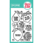 Avery Elle - Clear Acrylic Stamps - Berry Good