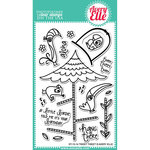 Avery Elle - Clear Acrylic Stamps - Tweet Tweet
