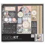 Me and My Big Ideas - 12 x 12 Album Kit - Lacey Charm