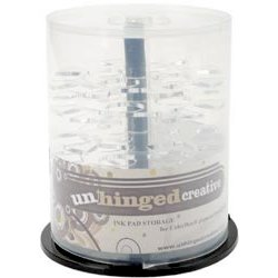 Unhinged Creative - Storage Container - Cat's Eye Ink Pad Holder