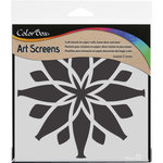 ColorBox - Art Screens - 6 x 6 Stencil - Bold Star