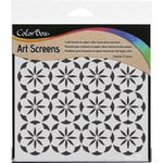 ColorBox - Art Screens - 6 x 6 Stencil - Mystic