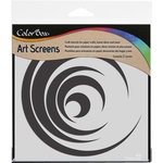 ColorBox - Art Screens - 6 x 6 Stencil - Spheres