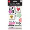 Me and My Big Ideas - MAMBI Chips - Chipboard Stickers - Insta Love