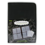 Darice - Embossing Essentials - Embossing Folder Case Organizer - Black