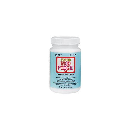 Plaid Enterprises - Mod Podge - Paper - 8 oz