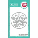 Avery Elle - Elle-Ments Simply Tags Dies - Christmas Ornaments