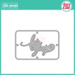 Avery Elle - Elle-Ments Dies - Gift Card