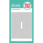 Avery Elle - Elle-Ments Dies - Pierced Rectangles