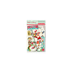 October Afternoon - Make it Merry Collection - Christmas - Miscellany - Embellishment Pack