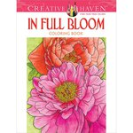 Dover Publications - Creative Haven - In Full Bloom