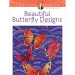 Dover Publications - Creative Haven - Beautiful Butterfly