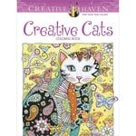 Dover Publications - Creative Haven - Creative Cats