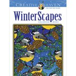 Dover Publications - Creative Haven - WinterScapes