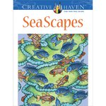 Dover Publications - Creative Haven - SeaScapes