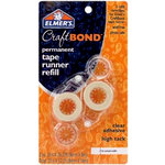 Elmer's - Craft Bond - Tape Runner - Permanent - Refills