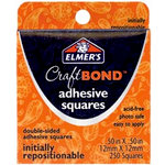 Elmer's - Craft Bond - Adhesive Squares - Repositionable