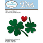 Elizabeth Craft Designs - Metal Die - 4-Leaf Clover