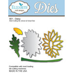Elizabeth Craft Designs - Metal Die - Daisy