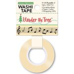 October Afternoon - Under the Tree Collection - Christmas - Washi Tape - Music Notes