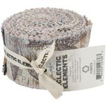 Coats - Tim Holtz - Eclectic Elements - 2.5 x 44 Inch Design Roll - 24 Pieces - Eclectic Elements
