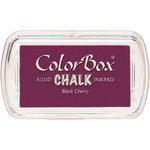 ColorBox - Fluid Chalk Ink Pad - Mini - Black Cherry