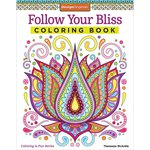 Design Originals - Follow Your Bliss Coloring Book